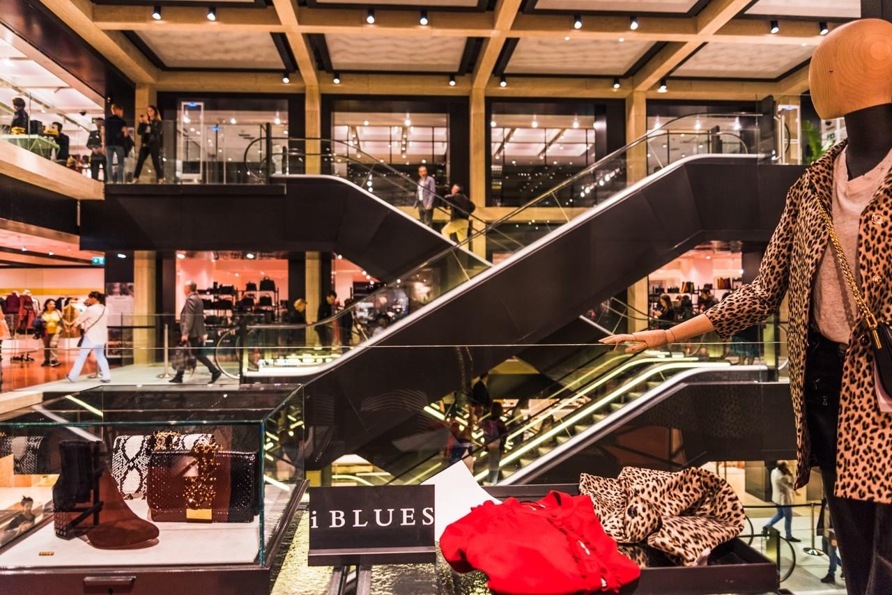 La Rinascente: i suoi 800 brand tra architettura e design.