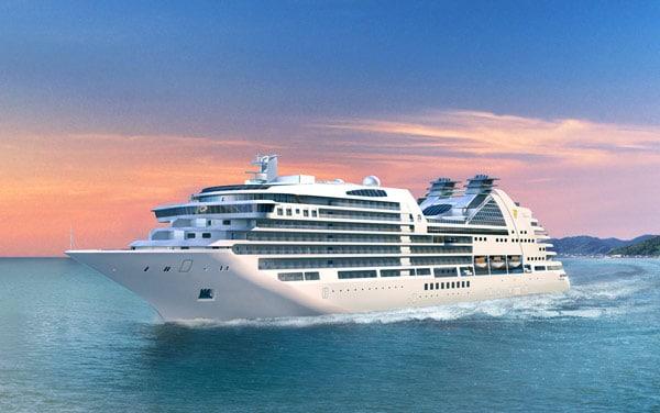 La nave da crociera extra-lusso firmata Fincantieri