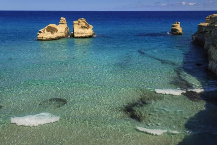 Il mare più pulito d'Italia