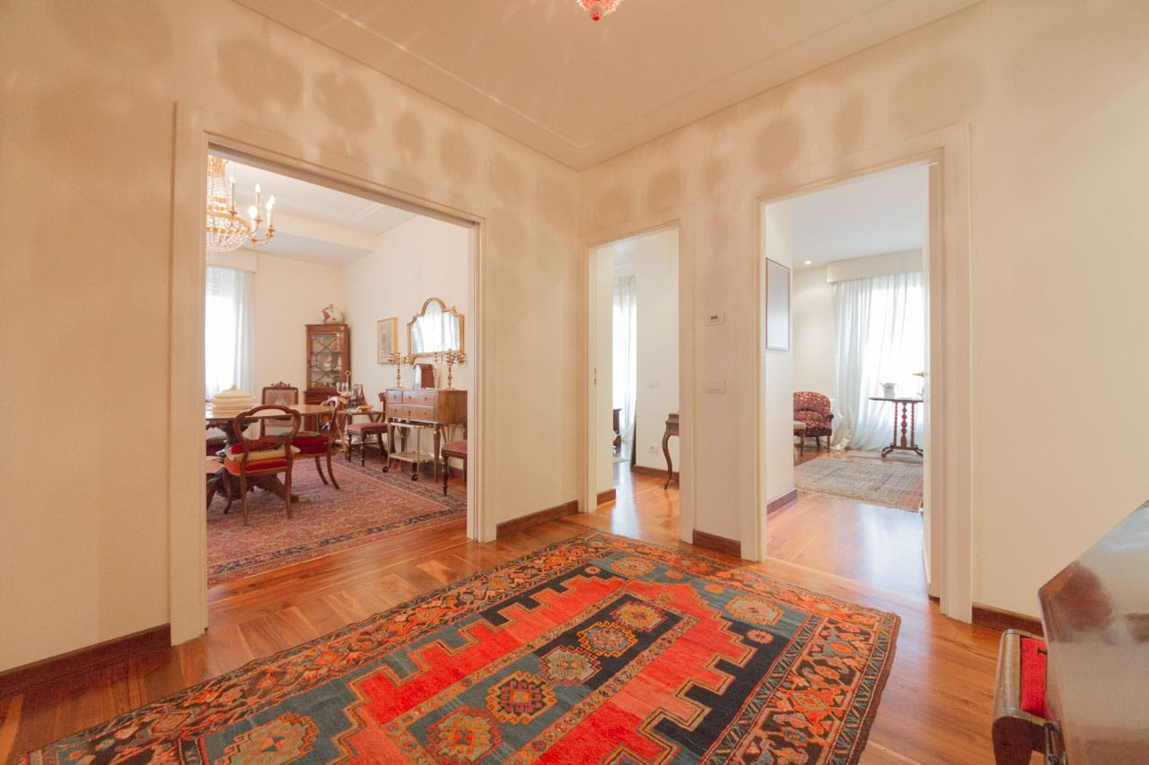 Case in Vendita Parioli Roma – Appartamento Ristrutturato