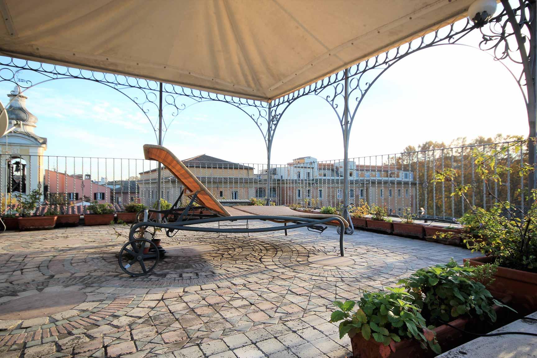 Attico Centro Storico Roma – Dimora Esclusiva in via Giulia