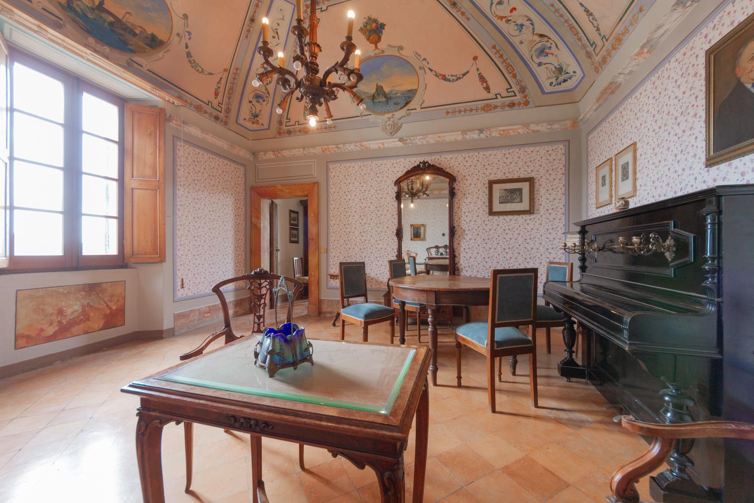 Property for Sale Umbria – Apartment in Historical Palace in Amelia