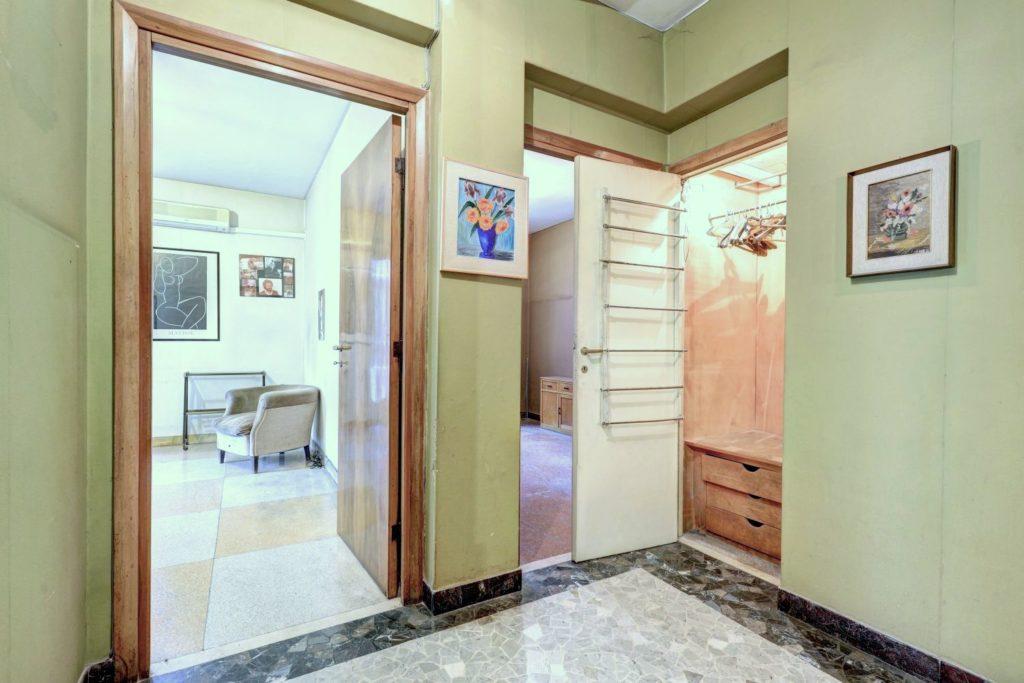 Appartamento in vendita roma parioli piazza santiago del for Parioli affitto roma