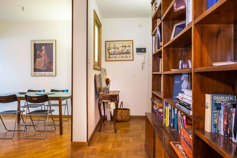 case in vendita centro storico roma via di monserrato