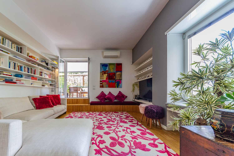Case Con Terrazzo Roma appartamento roma ponte milvio – ristrutturata con terrazzo