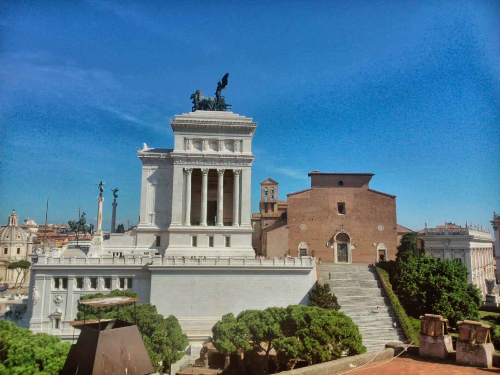 attico di prestigio roma centro storico con terrazza