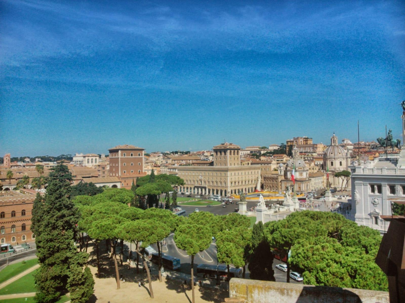 Attico Di Prestigio Roma Centro Storico Con Terrazza Panoramica