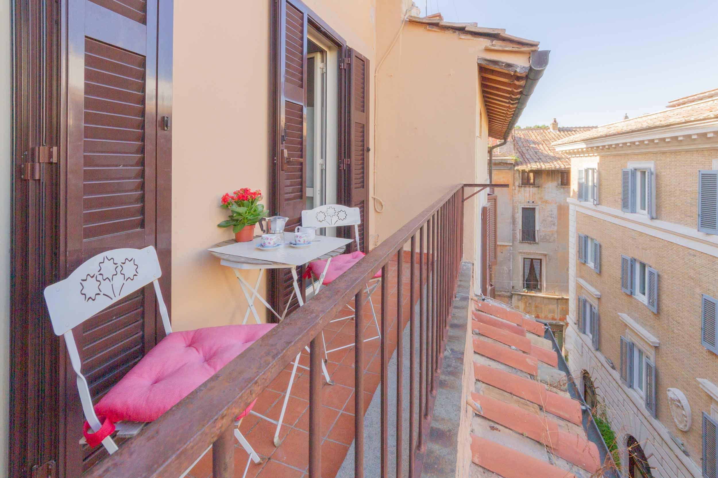 Appartamento Roma vicino Piazza Navona: 50 mq nel cuore della Capitale