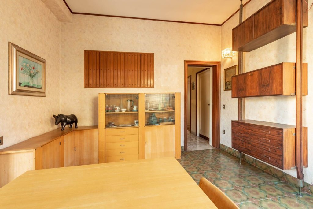attico in vendita monteverde roma