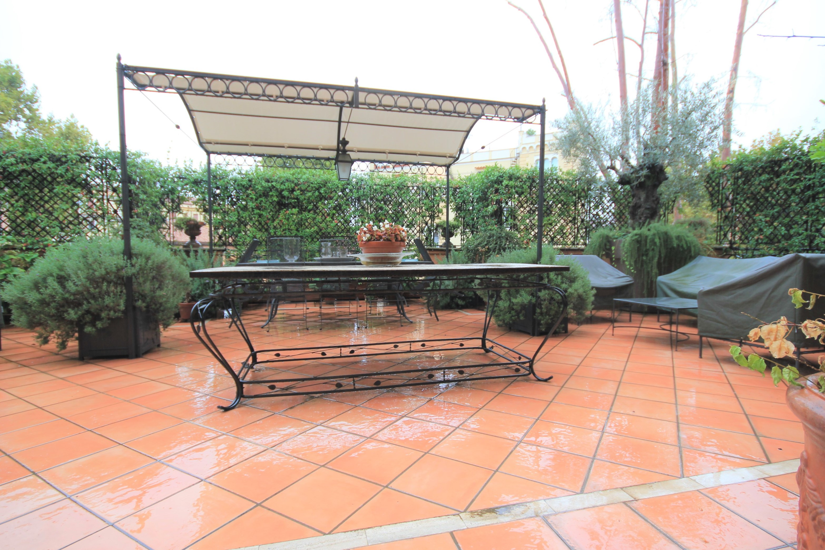 Penthouse for Sale Rome Aventino with Terrace of 80 sqm