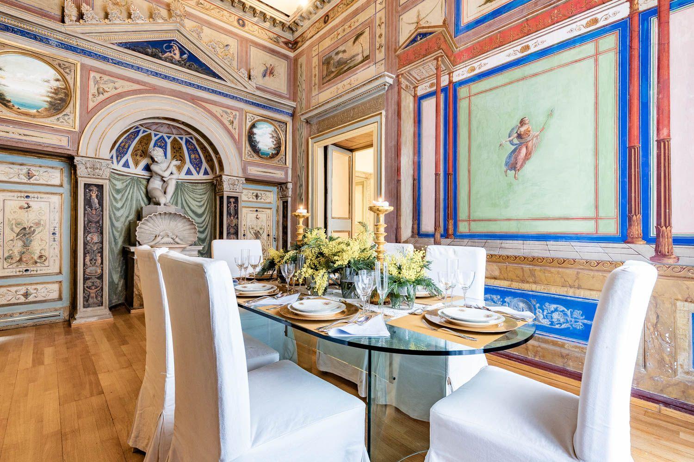 Appartamenti di Lusso Roma: 270 mq in Affitto ai Fori Imperiali