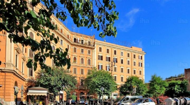Monteverde quartiere Roma