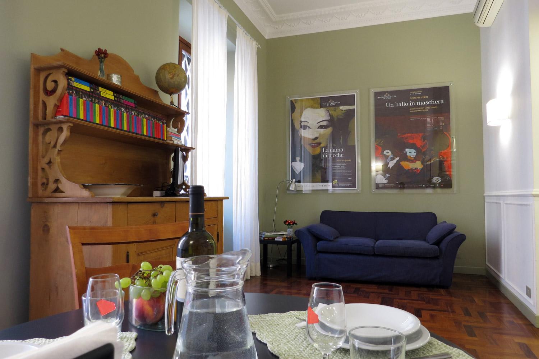 Case Arredate Con Gusto affitto colosseo roma: appartamento arredato con terrazzo