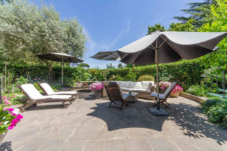 Luxury Villa for Sale in Rome: Prestigious Property in the Camilluccia