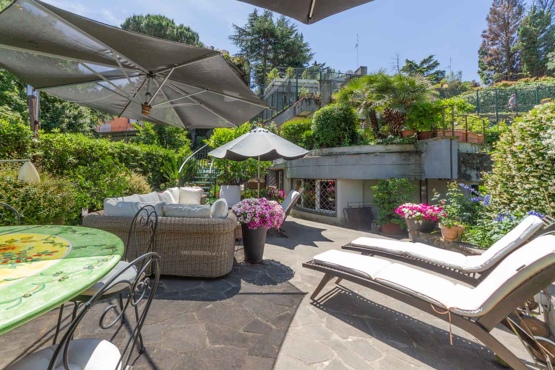 Luxury Villa for Sale in Rome: Prestigious Property in the Exclusive Camilluccia District