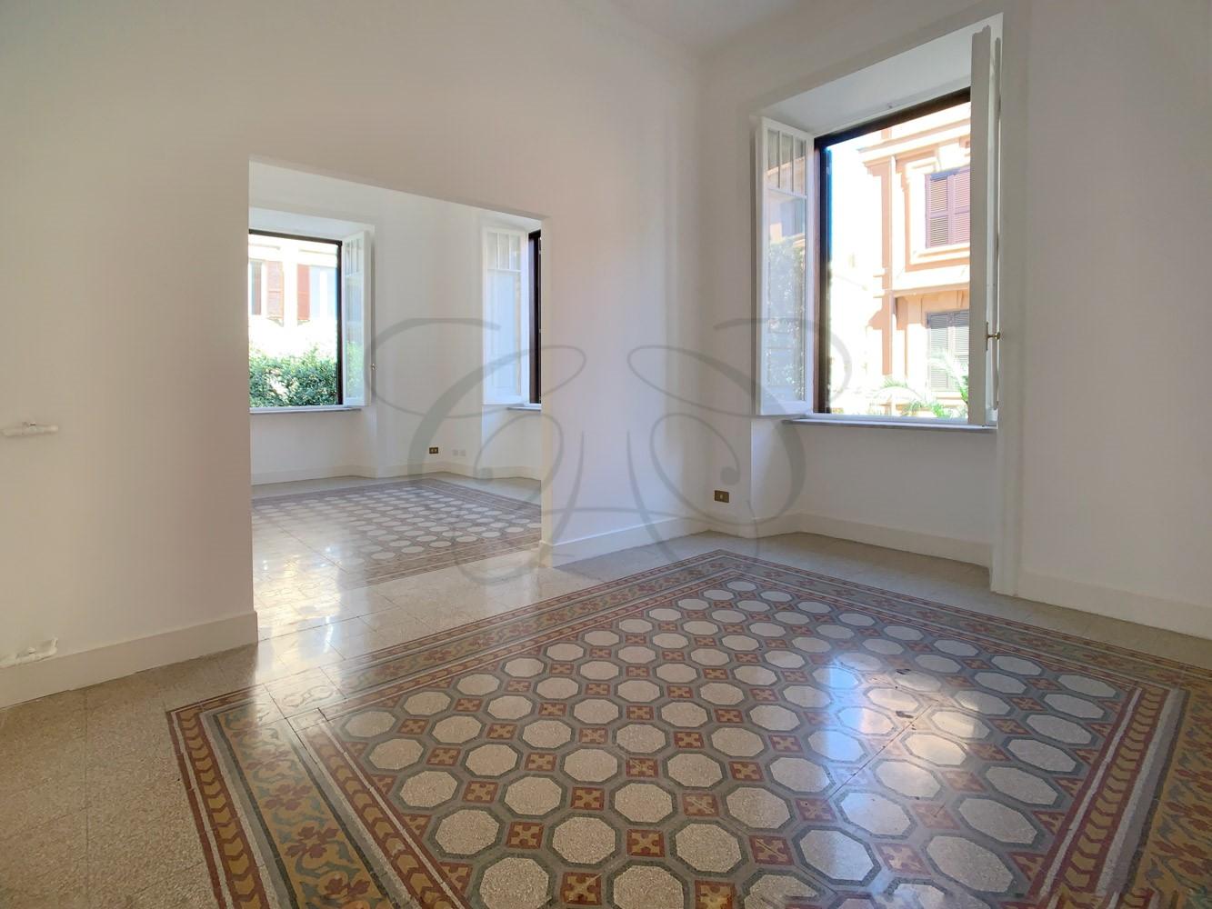 Appartamento in affitto Parioli Pinciano Roma: 175 mq vicino a Villa Borghese