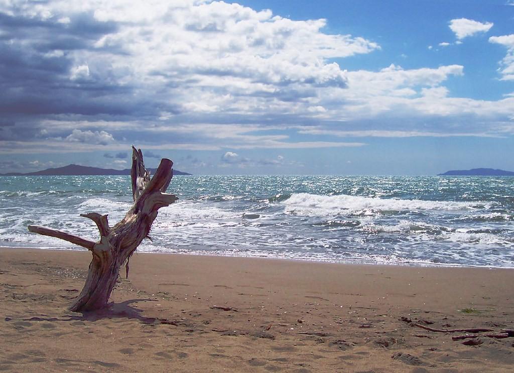 Capalbio mare