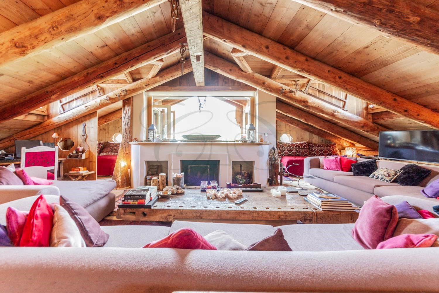 Luxury Penthouse in Cortina d'Ampezzo Italy
