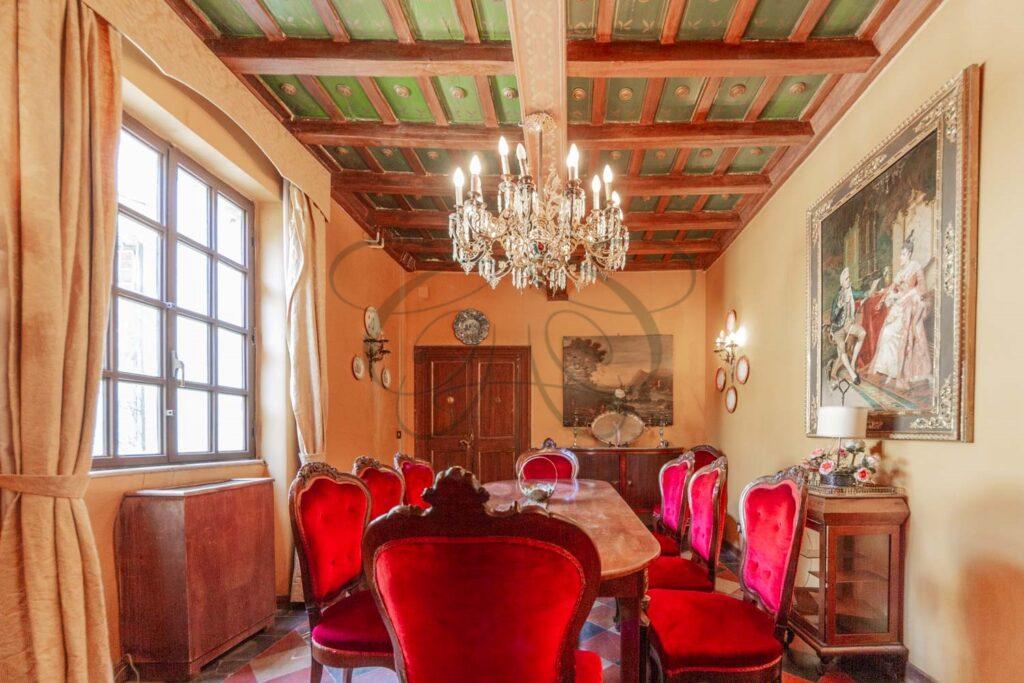 affitto attico roma centro storico