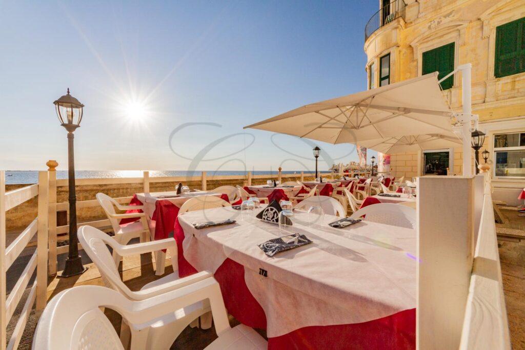 ristoranti vendita sul mare